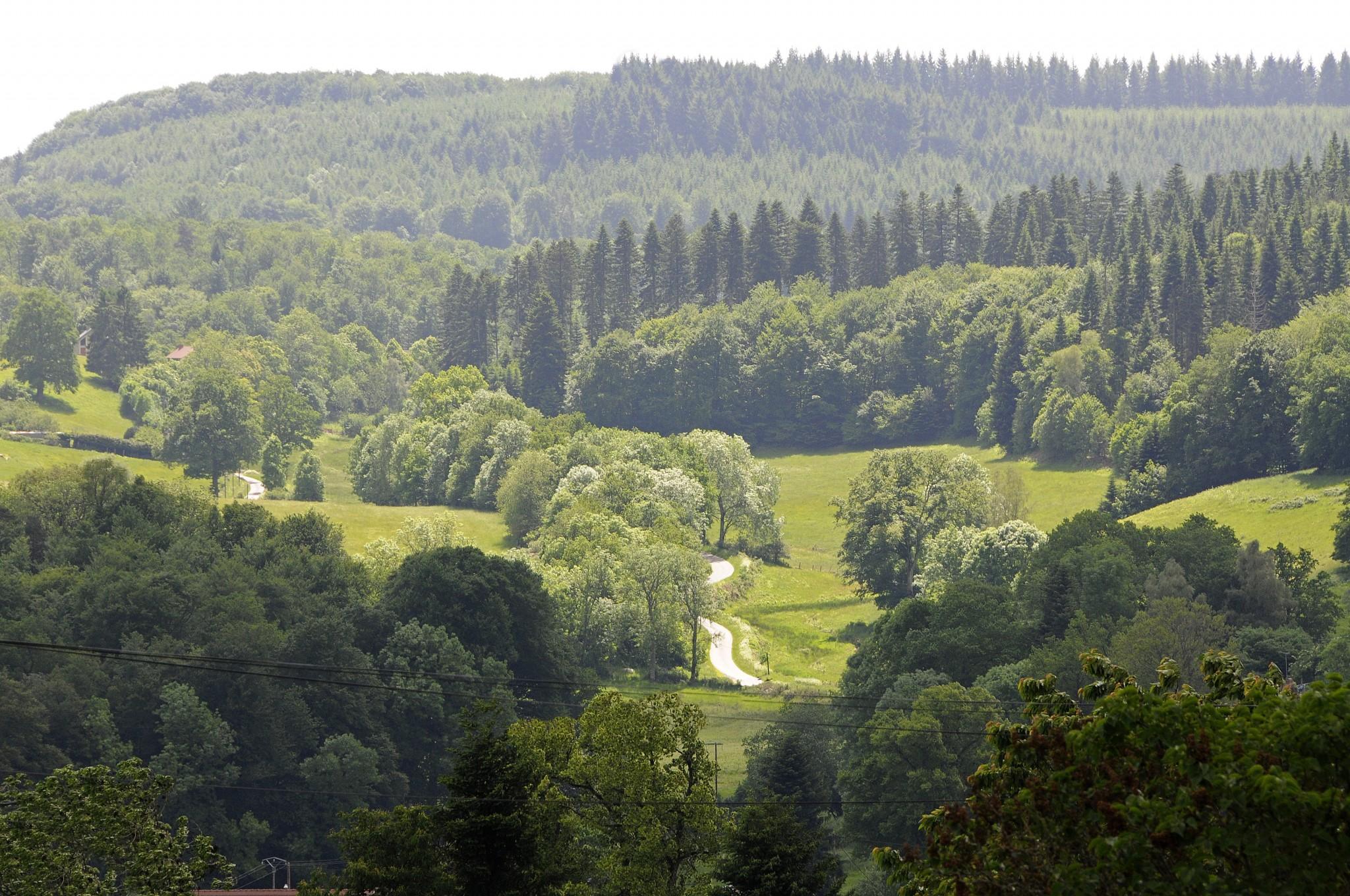 La Creuse is Reuze standplaats-wandelweek