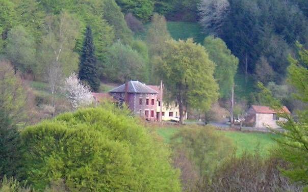 wandelen in de Montagne Bourbonnaise