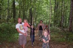 Camping La Forêt du Morvan